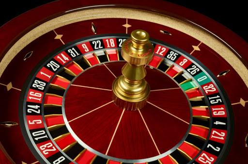 roulette är ett hasardspel